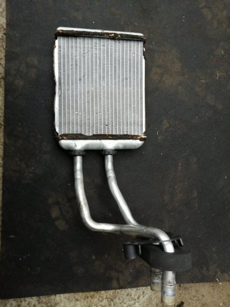 Радиатор печки Opel Astra L48 Z16XEP 2008 (б/у)