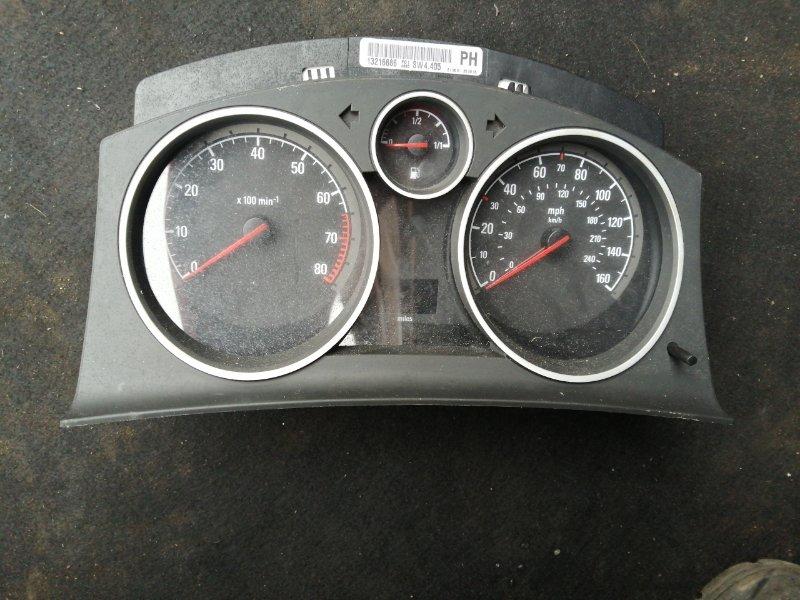Щиток приборов Opel Astra L48 Z16XEP 2008 (б/у)