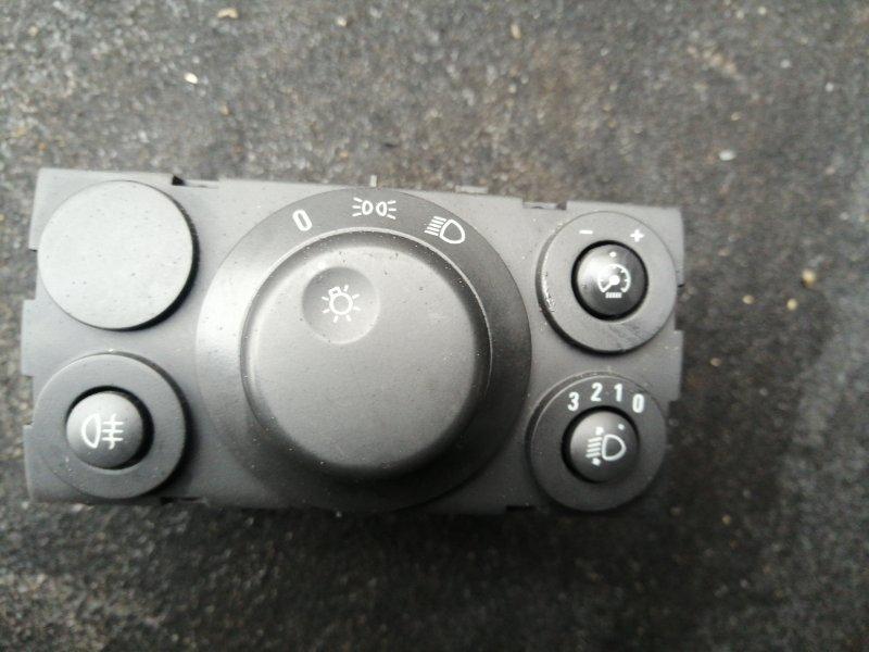 Блок управления светом Opel Astra L48 Z16XEP 2008 (б/у)