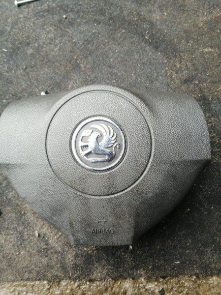 Аирбаг на руль Opel Astra L48 Z16XEP 2008 (б/у)