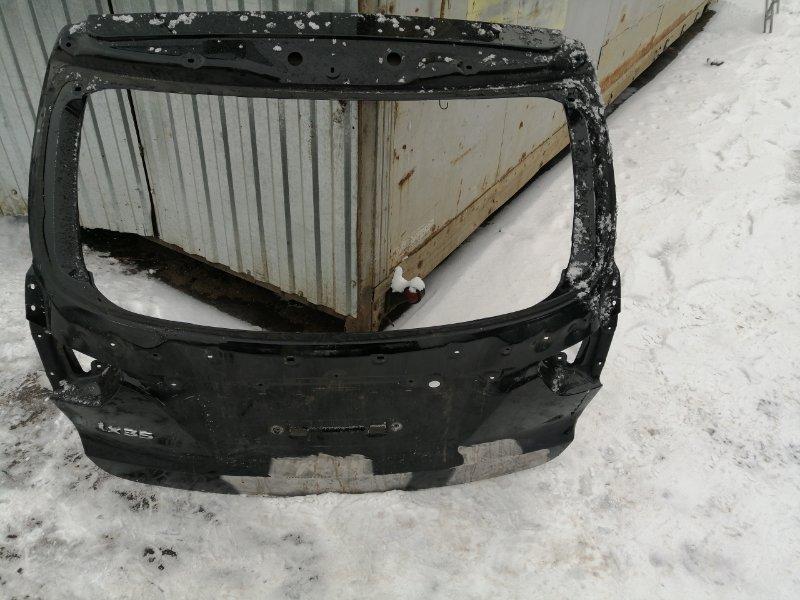 Дверь багажника Hyundai Ix35 (б/у)