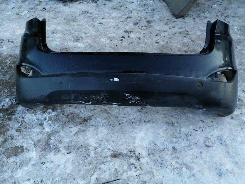 Бампер Hyundai Ix35 задний (б/у)