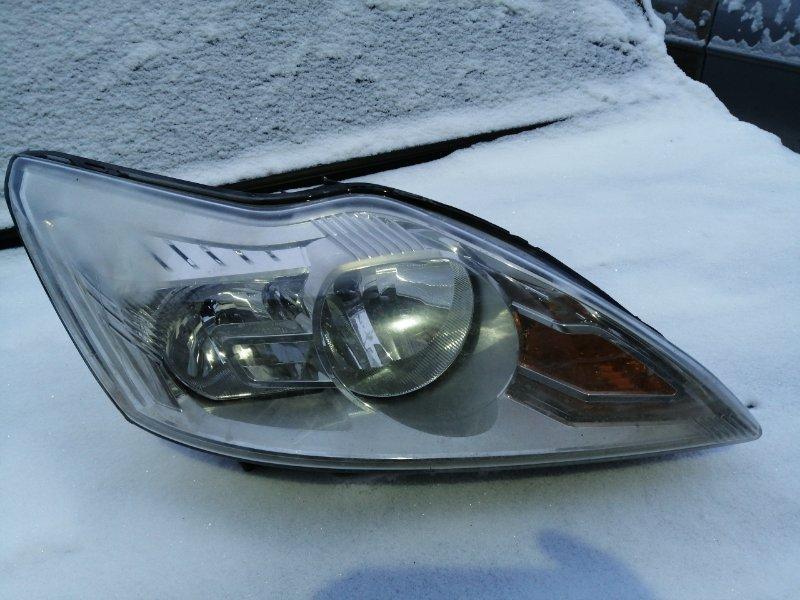 Фара Ford Focus 2 передняя правая (б/у)