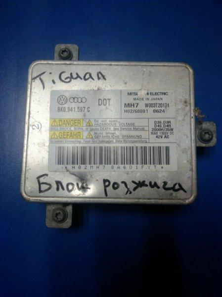 Блок розжига Volkswagen Tiguan CLJA 2011 (б/у)