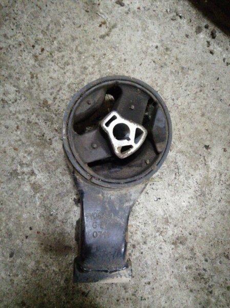 Подушка двигателя Chevrolet Cruze J300 F16D3 задняя (б/у)