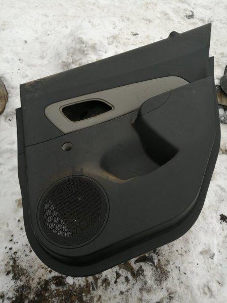 Обшивка Chevrolet Cruze J300 F16D3 задняя правая (б/у)