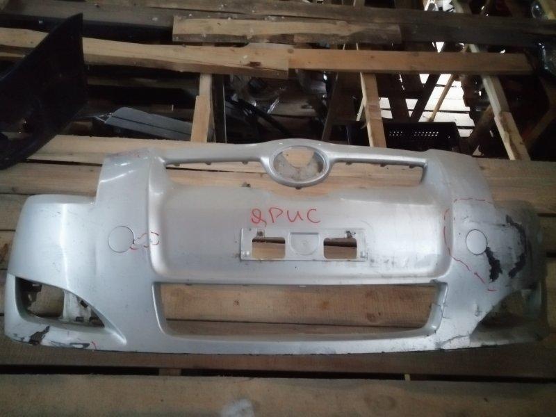 Бампер Toyota Yaris передний (б/у)