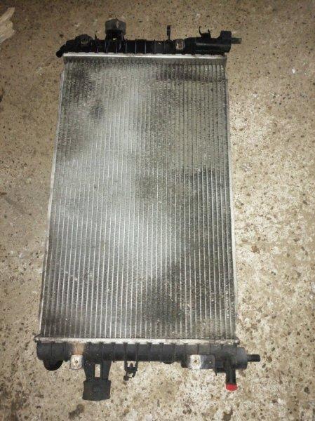 Радиатор двс Opel Astra L48 Z18XE 2006 (б/у)