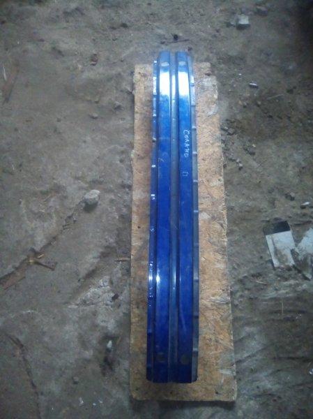 Усилитель бампера Lifan Solano передний (б/у)