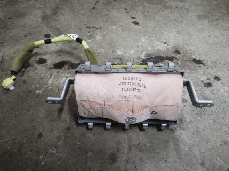 Подушка пассажира Toyota Corolla 150 1ZR-FE 2008 (б/у)