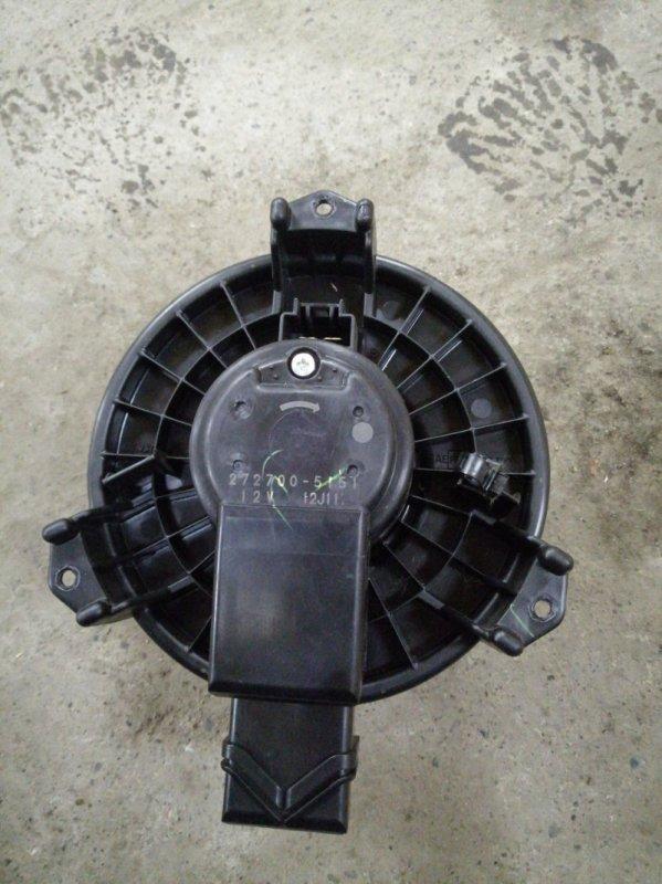 Мотор печки Toyota Corolla 150 1ZR-FE 2008 (б/у)