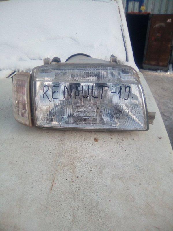 Фара Renault 19 передняя правая (б/у)