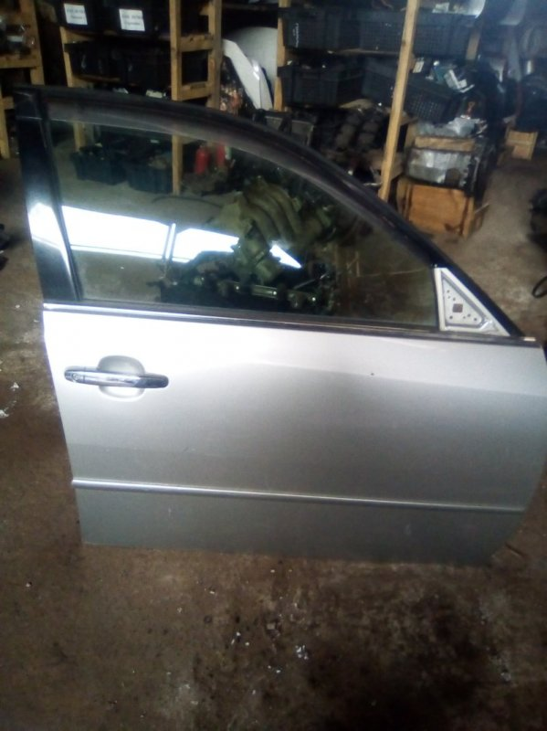 Дверь Toyota Mark 2 110 2JZ-GTE 2002 передняя правая (б/у)