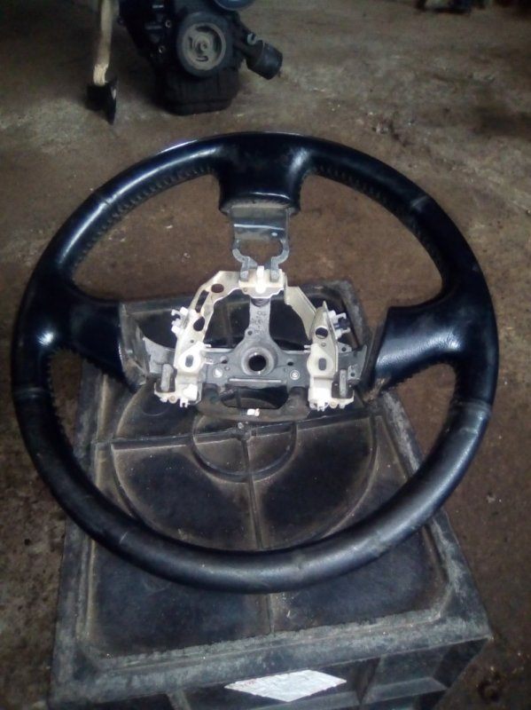 Руль Toyota Mark 2 110 2JZ-GTE 2002 (б/у)