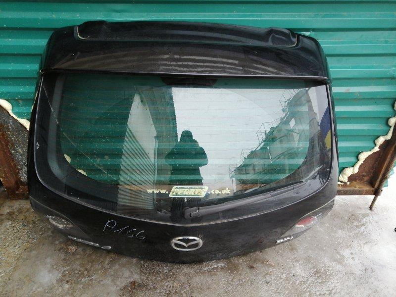 Дверь багажника Mazda 3 BK LF17 2005 (б/у)