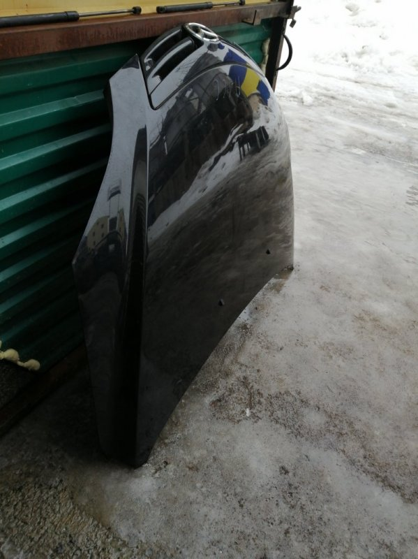 Капот Mazda 3 BK LF17 2005 (б/у)