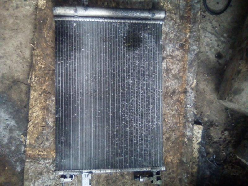 Радиатор кондиционера Opel Astra J A16XER 2012 (б/у)