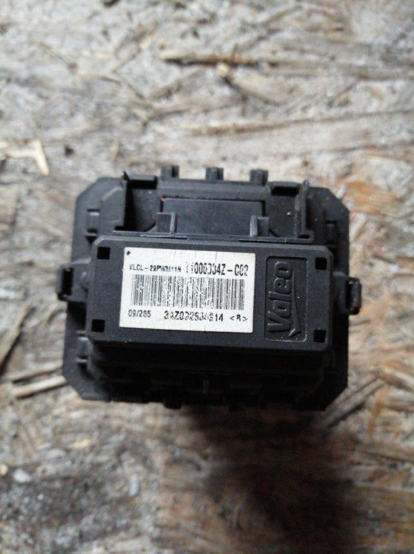 Резистор отопителя Renault Megan 3 KZ0G/KZOU/KZ1B K4MP848 2010 (б/у)