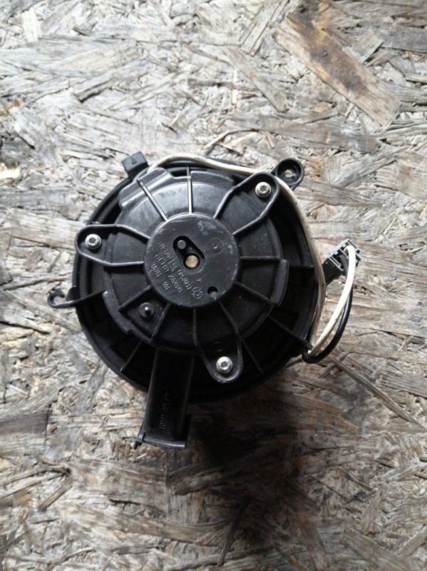 Мотор печки Opel Astra J A16XER 2012 (б/у)
