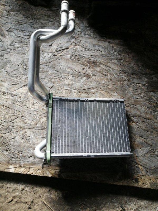 Радиатор печки Renault Megan 3 KZ0G/KZOU/KZ1B K4MP848 2010 (б/у)