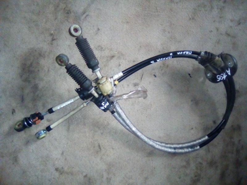 Трос кпп Mazda 3 BK LF17 2005 (б/у)