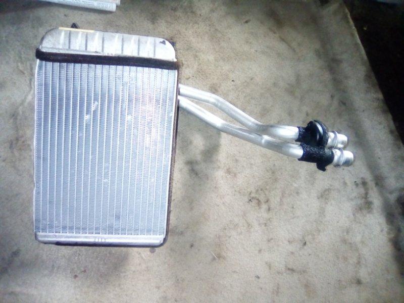 Радиатор печки Opel Astra J A16XER 2012 (б/у)
