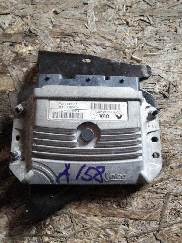 Эбу двс Renault Megan 3 KZ0G/KZOU/KZ1B K4MP848 2010 (б/у)