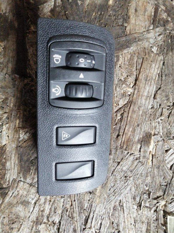 Кнопки прочие Renault Megan 3 KZ0G/KZOU/KZ1B K4MP848 2010 (б/у)