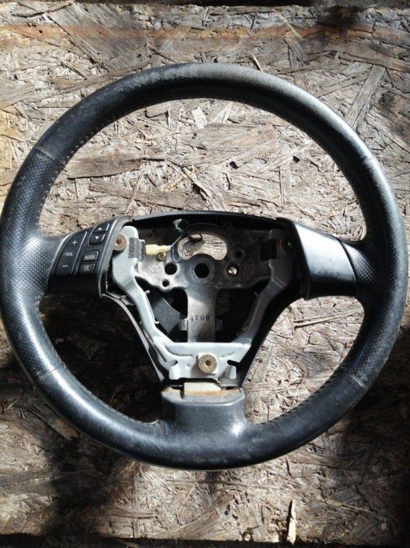 Руль Mazda 3 BK LF17 2005 (б/у)