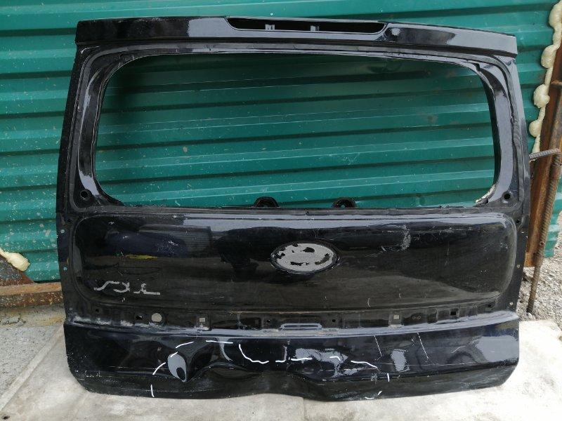 Дверь багажника Kia Soul 2019 (б/у)