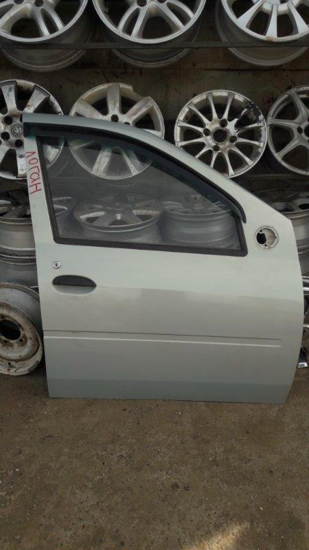 Дверь Renault Logan передняя правая (б/у)