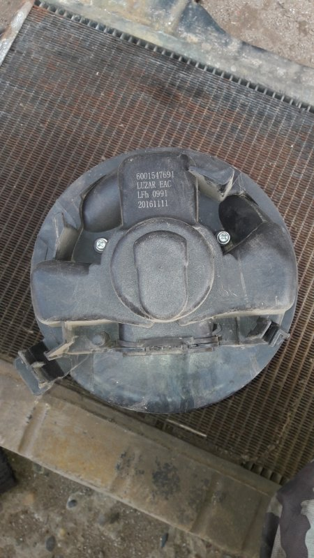 Мотор печки Renault Logan (б/у)