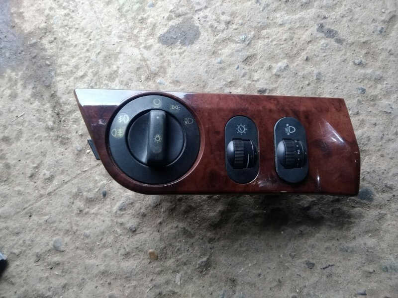 Блок управления светом Газ 31105 (б/у)