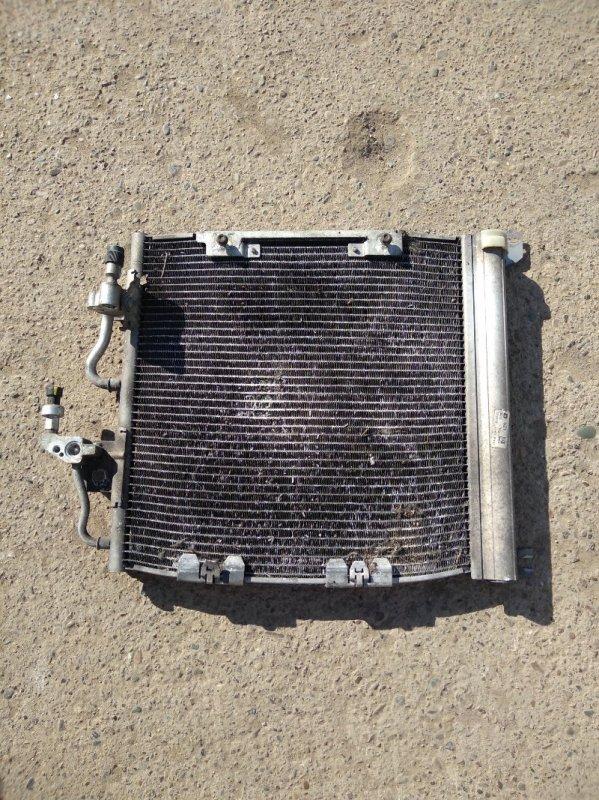 Радиатор кондиционера Opel Astra L35 Z13DTH 2008 (б/у)
