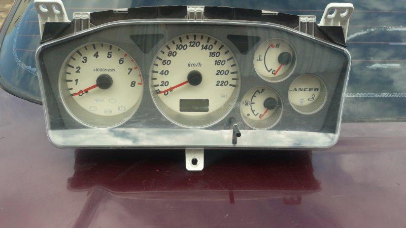 Щиток приборов Mitsubishi Lancer 9 4G18 2006 (б/у)