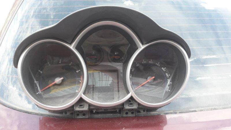 Щиток приборов Chevrolet Cruze J300 Z18XER 2014 (б/у)