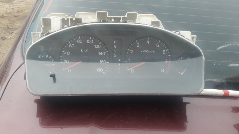 Щиток приборов Mitsubishi Galant 8 4G93 (б/у)