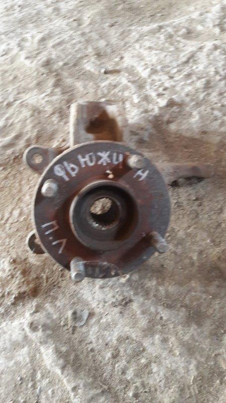 Кулак поворотный Ford Fusion FXJB 2008 передний левый (б/у)