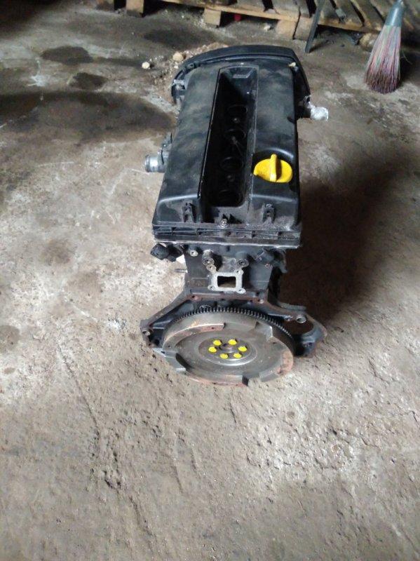 Двигатель Chevrolet Aveo T300 F16D4 2012 (б/у)