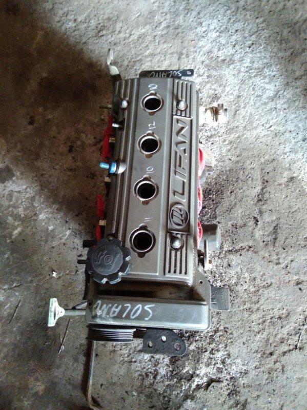 Двигатель Lifan Solano LF481Q3 2010 (б/у)