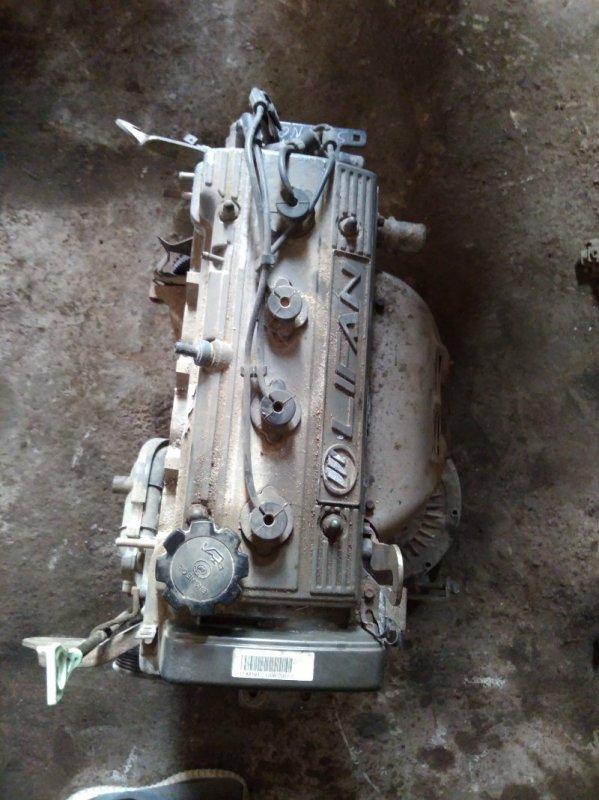 Двигатель Lifan Solano LF481Q3 2012 (б/у)