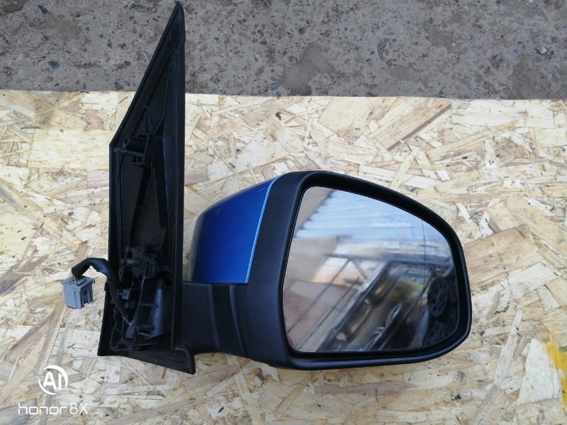 Зеркало Ford Focus 2 SHDA 2010 правое (б/у)