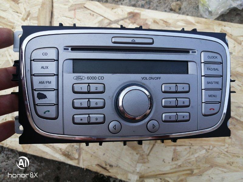 Магнитола Ford Focus 2 SHDA 2008 (б/у)