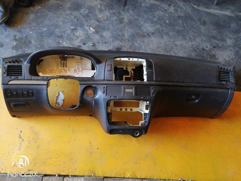 Торпеда Hyundai Sonata NF G4KC 2007 (б/у)