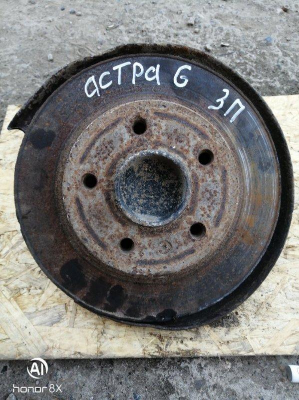 Ступица Opel Astra G Z18XE 2006 задняя правая (б/у)