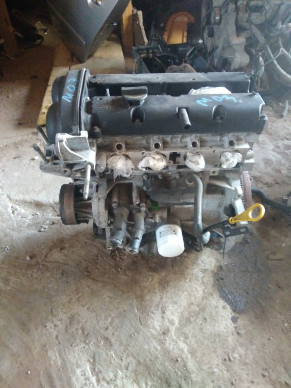 Двигатель Ford Focus 2 SHDA 2010 (б/у)
