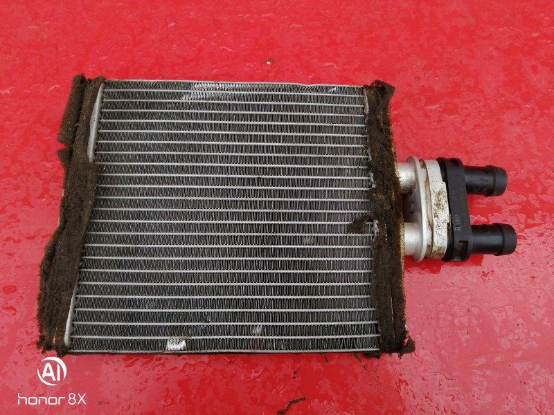 Радиатор печки Skoda Fabia 1 BME 2008 (б/у)