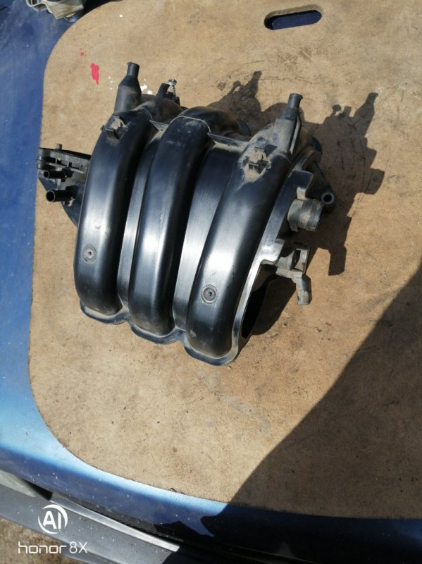 Коллектор впускной Skoda Fabia 1 BME 2008 (б/у)