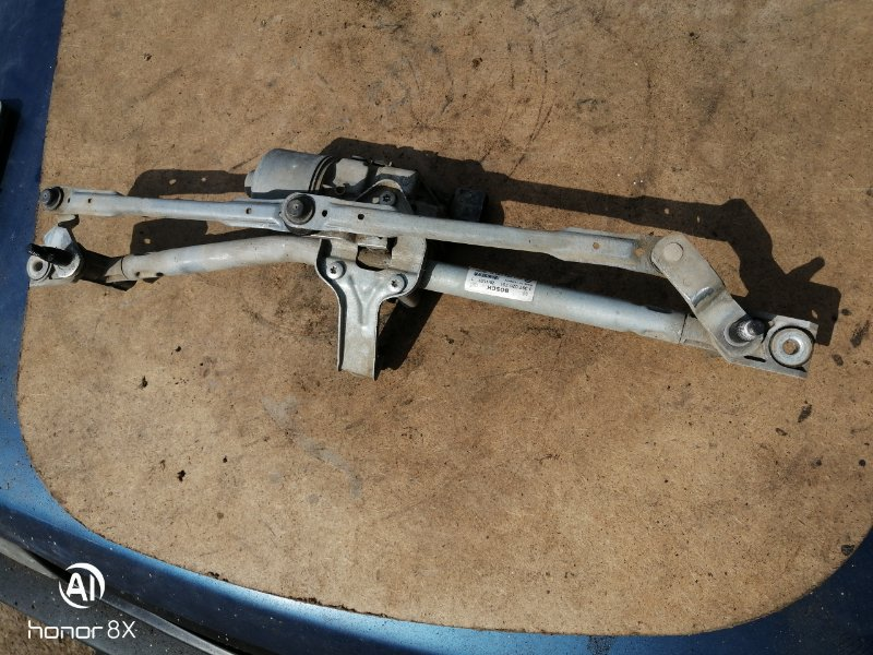 Мотор дворников Skoda Fabia 1 BME 2008 (б/у)