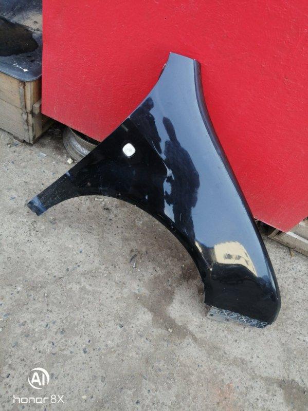 Крыло Skoda Fabia 1 BME 2008 переднее правое (б/у)